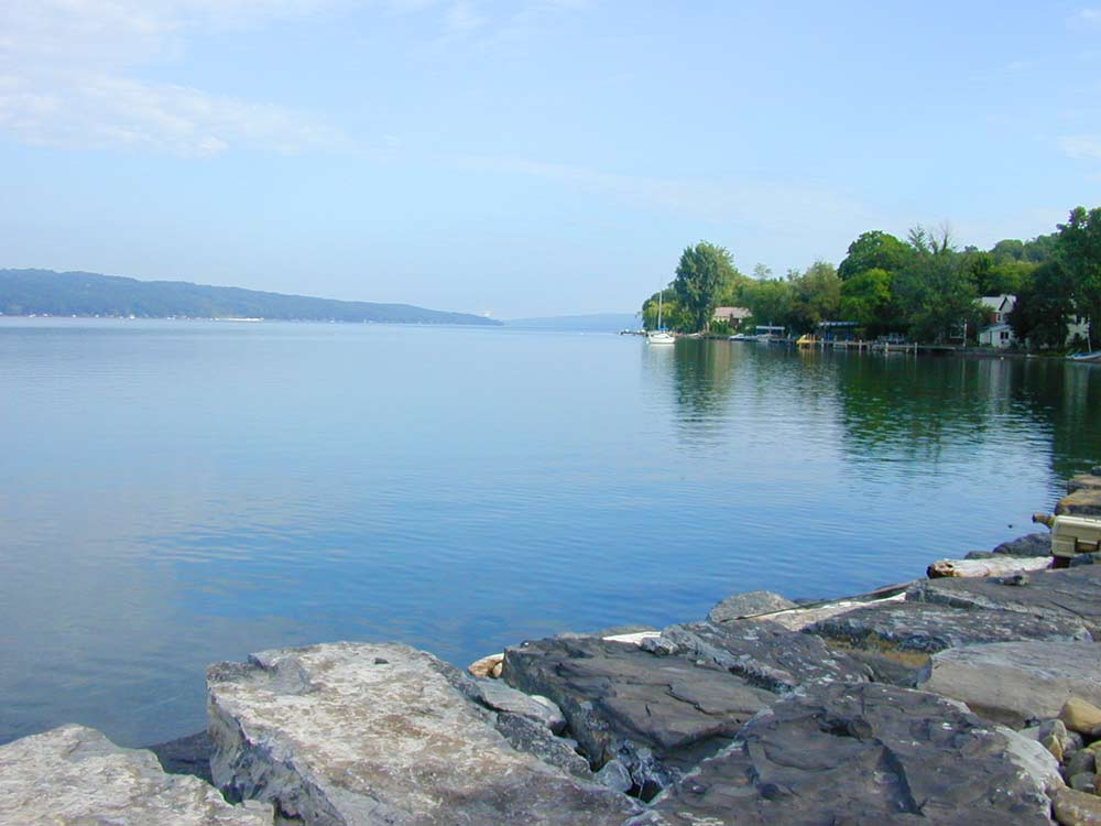 My life after near death experiences for Cayuga lake fishing